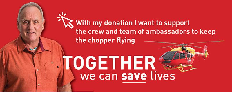 Air Rescue Donation
