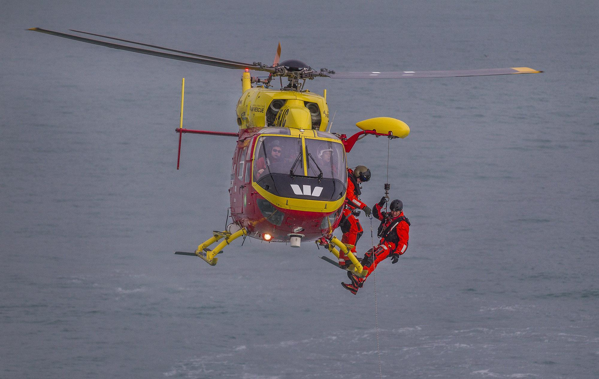 Photo Gallery Canterbury West Coast Air Rescue