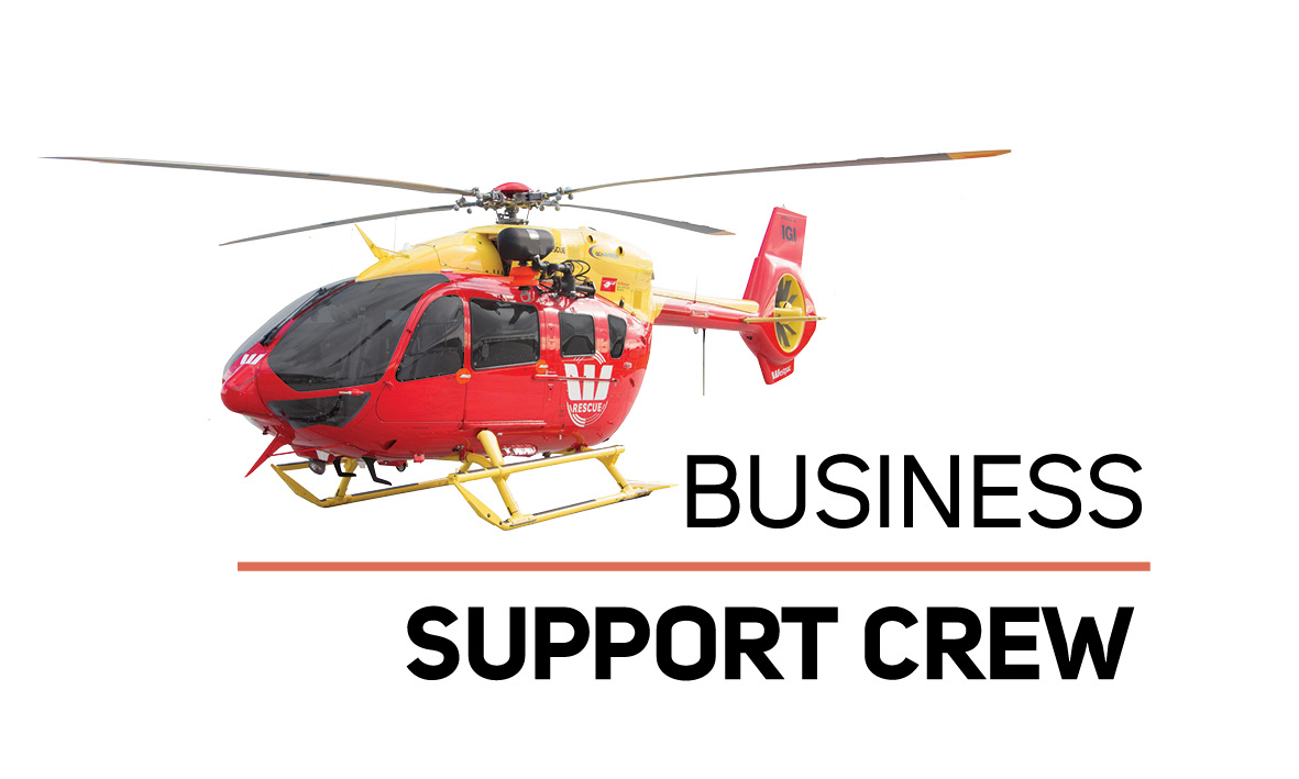 Business Support Crew Logo 2020 Digital
